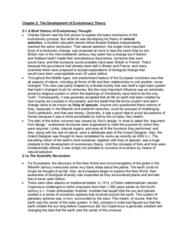 ANTA01H3 Chapter Notes - Chapter 2: Scientific Revolution, Intelligent Design, Pope Urban Viii