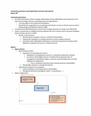 CANS 406 Lecture Notes - Lecture 15: Public Company Accounting Oversight Board, Sarbanes–Oxley Act, Activist Shareholder