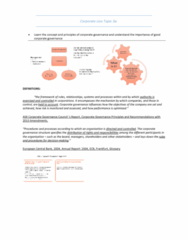 MLL221 Study Guide - Final Guide: European Central Bank, Fiduciary, Counterclaim