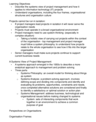 FIT2002 Lecture Notes - Lecture 2: Adaptive Software Development, Stakeholder Management, Spiral Model