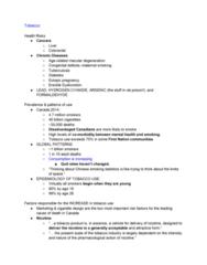 Political Science 1020E Study Guide - Quiz Guide: Glycerol, Propylene Glycol, Macular Degeneration