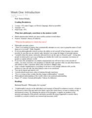 Philosophy 1130F/G Study Guide - Final Guide: Lucretius, Jean-Paul Sartre, Liberal Democracy