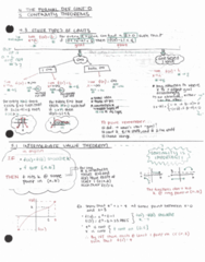 MATH 1200 Lecture 5: CONTINUITY THEOREMS