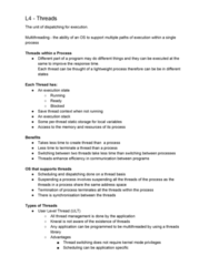 FIT2070 Lecture Notes - Lecture 4: File Descriptor, System Call, Automatic Block Signaling