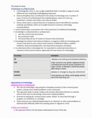 CRIM1010 Chapter Notes - Chapter 1: Deconstruction, Criminology, Asset Stripping