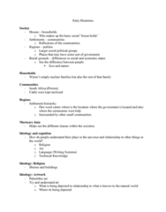 ARCL-1006EL Lecture Notes - Lecture 11: Art Of The Upper Paleolithic, Taung Child, Brain Size