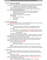 5210LAW Lecture Notes - Lecture 5: Mytravel Group, Affidavit, Interlocutory