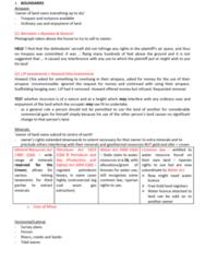 3015LAW Study Guide - Final Guide: Coalbed Methane, U-Bolt, Barlin