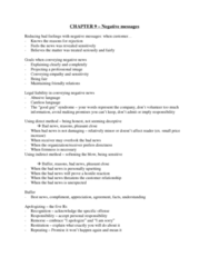 71-100 Chapter Notes - Chapter 9: Legal Liability