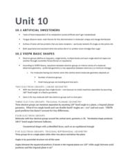 CHEM 217 Lecture 10: Unit 10