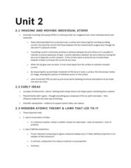 CHEM 217 Lecture Notes - Lecture 2: Molar Mass, Mass Spectrum, Nonmetal