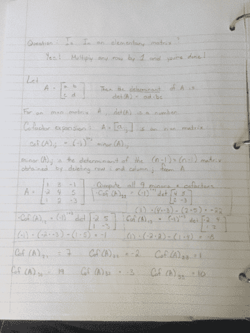 math-211-lecture-12-matrices-determinants-cofactor-expansion-orthogonal-cramer-s-rule-polynomial-interpolation
