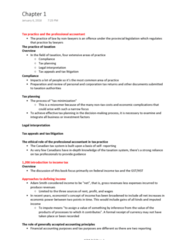 AFM362 Lecture Notes - Lecture 1: Constructive Receipt, Taxation In Canada, Tax Avoidance