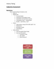 8976 Lecture Notes - Lecture 5: Angina Pectoris, Sputum, Auscultation