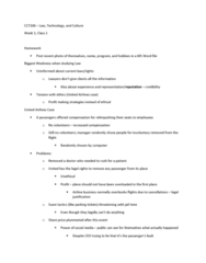 CCT206H5 Lecture Notes - Lecture 1: Reed Business Information