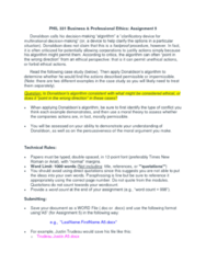 PHIL 331 Midterm: Assignment 5 (midterm) - Essay Prompt