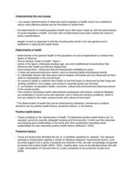 HLTB41H3 Chapter Notes - Chapter pg 20-36: Hypertension, Mediterranean Diet, Neoliberalism