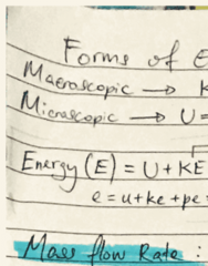 ENGG1500 Lecture 3: forms of energy