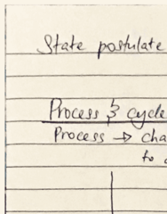ENGG1500 Lecture 2: state postulate