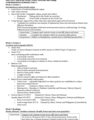 ASIA1025 Study Guide - Final Guide: Ethnic Group, Firecontrol, Meiji Period