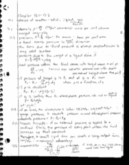 PHY 126 Chapter 13: Fluids