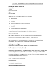10012 Lecture Notes - Lecture 2: Roger Federer, Jargon, Biofeedback