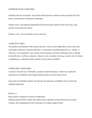 ENGL 91C Lecture Notes - Lecture 11: Wilshire Boulevard, Raymond Chandler, Scopophilia
