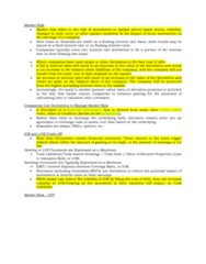 16655 Lecture Notes - Lecture 10: Day Count Convention, Interest Rate Swap, Market Risk