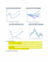 16655 Lecture Notes - Lecture 3: Real Estate Investment Trust, Market Risk, Sharpe Ratio