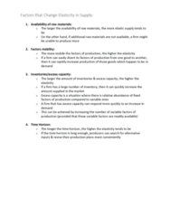 ECON1010 Study Guide - Midterm Guide: Aggregate Supply, Externality, Takers