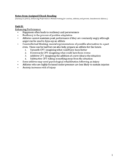 PSYC 3480 Study Guide - Final Guide: Al Pacino, Psych, Defence Mechanisms