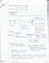 CH 221 Lecture 22: 4.2 NMR