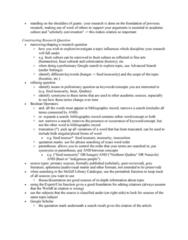 CEAP 250 Lecture Notes - Lecture 8: Google Scholar, Worldcat, Nunavik