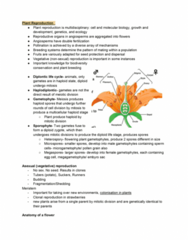 BIOL10004 Lecture Notes - Lecture 5: Cell Potency, Mate Choice, Genetically Modified Crops