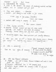 MGAB01H3 Lecture 1: Note-1 MGAB01H3 Lec30