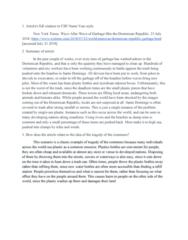 ESCI 1 Lecture Notes - Lecture 8: Styrofoam