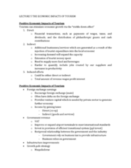 GEO 802 Lecture Notes - Lecture 5: Dutch Disease, Simon Kuznets, Import Substitution Industrialization