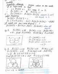 MATH-M 118 Lecture 13: Lecture-M118-Probability Measure