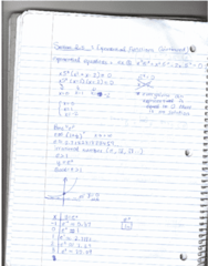 MATH 208 Lecture 5: Lecture 5- Chapter 2.5-2.6- Exponential and Logarithamic Functions.PDF