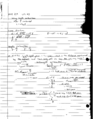 PHY 251 Lecture 3: Special Relativity: Time Dilation, Lorentz Transformation, Length Contraction, and Doppler Effect