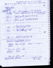 CHEM 103 Lecture 6: CHEM 103 Lec 6