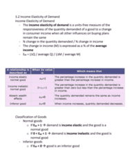 ECON101 Lecture Notes - Lecture 3: Normal Good, Inferior Good