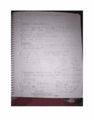 MATH 1300 Lecture 2: Velocity/ Limits