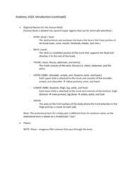 ANAT 1010 Chapter Notes - Chapter 1: Pelvic Cavity, Tic-Tac-Toe, Transverse Plane