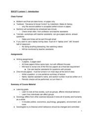 SOC 271 Lecture Notes - Lecture 1: Lastminute.Com, E-Book