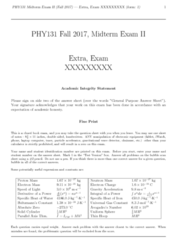 PHY 131 Study Guide - Midterm Guide: Particle Accelerator, Gravitational Wave, Asteroid Family