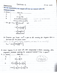 MAT133Y5 Lecture 6: Math Lec 6