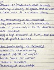 ECON 203 Lecture 7: Principles of Macroeconomics