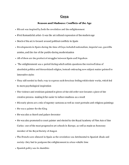 ARTH 2620 Chapter Notes - Chapter 2: Romanticism, Court Painter