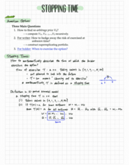 APPM 4530 Lecture 11: Lecture 11